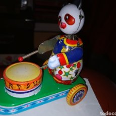 Juguetes antiguos de hojalata: JUGUETE HOJALATA. Lote 205137441