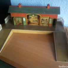 Brinquedos antigos de folha-de-Flandres: JUGUETE ANTIGUO DE HOJALATA , HORNBY. Lote 210399715