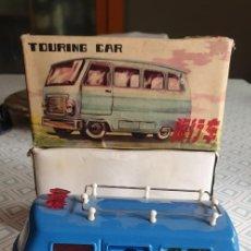 Juguetes antiguos de hojalata: AUTOBUS TOURING CAR MS 089.. Lote 211569594
