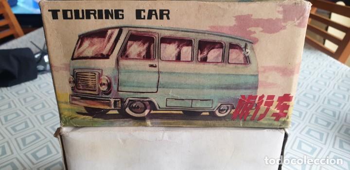 Juguetes antiguos de hojalata: AUTOBUS TOURING CAR MS 089. - Foto 6 - 211569594