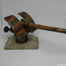 Juguetes antiguos de hojalata: CAÑÓN ANTIAÉREO TIPPCO 173 MADE IN GERMANY 1937. JUGUETES ANTIGUOS. Lote 215582102