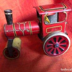 Juguetes antiguos de hojalata: APISONADORA RICO. AÑOS 50.. Lote 220562977