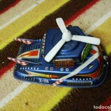 Jouets anciens en fer-blanc: SPACE PATROL Z-206 /JUGUETE AÑOS 60 ESPACIAL /JUGUETE HOJALATA. Lote 225702391