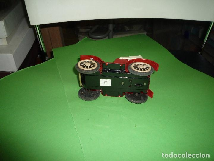 Juguetes antiguos de hojalata: COCHE JAPONES - Foto 5 - 235468165