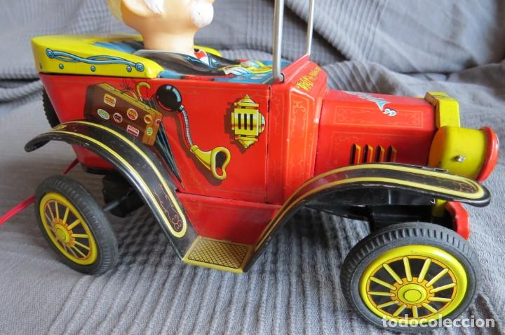 """Juguetes antiguos de hojalata: ANTIGUO COCHE - """"WILLY"""" THE WALKING CAR - MADE IN JAPAN - Foto 6 - 236753555"""