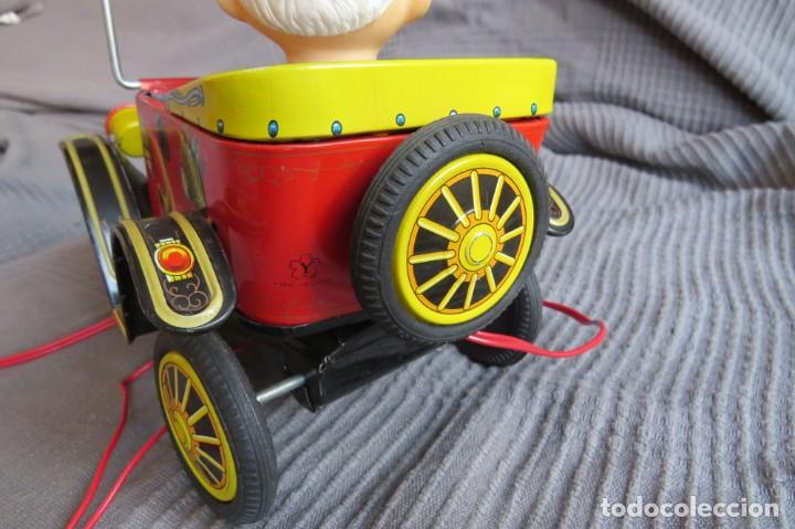 """Juguetes antiguos de hojalata: ANTIGUO COCHE - """"WILLY"""" THE WALKING CAR - MADE IN JAPAN - Foto 10 - 236753555"""