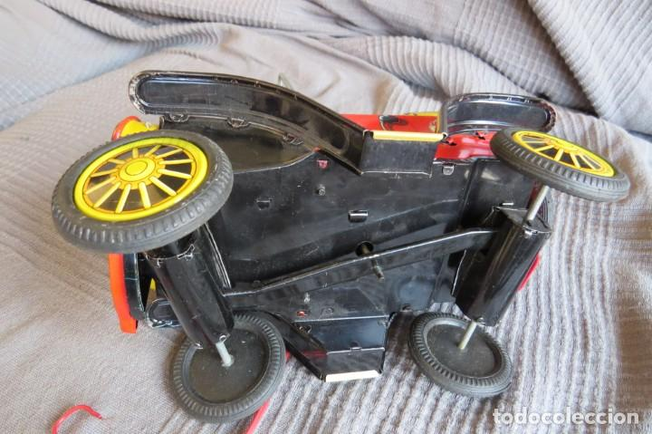 """Juguetes antiguos de hojalata: ANTIGUO COCHE - """"WILLY"""" THE WALKING CAR - MADE IN JAPAN - Foto 13 - 236753555"""