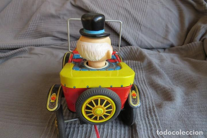 """Juguetes antiguos de hojalata: ANTIGUO COCHE - """"WILLY"""" THE WALKING CAR - MADE IN JAPAN - Foto 16 - 236753555"""