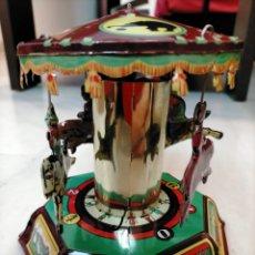 Juguetes antiguos de hojalata: JUGUETES PAYA. Lote 239403185