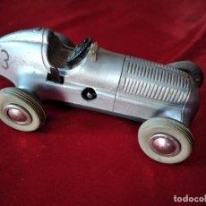 Juguetes antiguos de hojalata: SCHUCO - MERCEDES BENZ - F1 MICRO-RACER 1935,WESTERN GERMANY. Lote 242853990