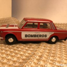Juguetes antiguos de hojalata: COCHE DE BOMBEROS PAYA. Lote 243279670