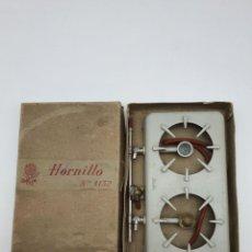 Juguetes antiguos de hojalata: JUGUETE HORNILLO DALIA ( CAJA ORIGINAL ) Nº 1132 ( VER FOTOS Y DESCRIPCIÓN ). Lote 243371605