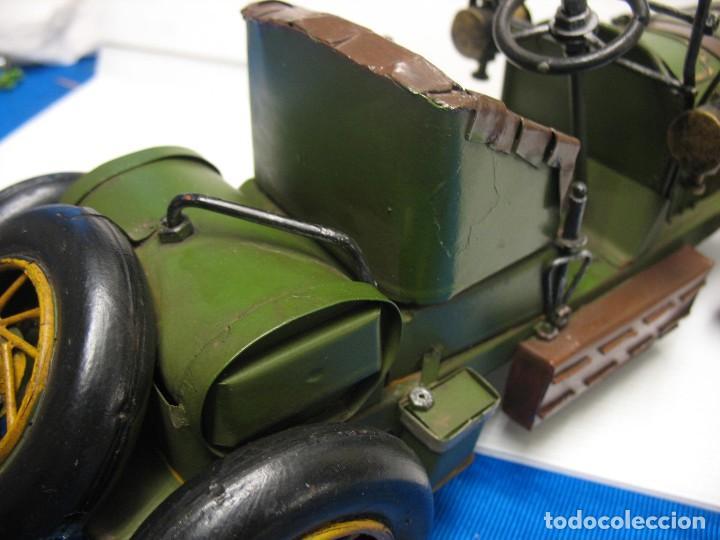 Juguetes antiguos de hojalata: coche vintage - Foto 4 - 251369155