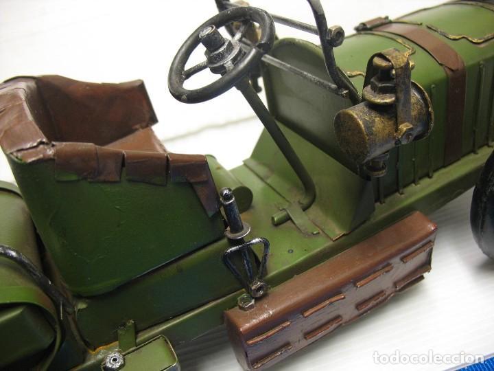 Juguetes antiguos de hojalata: coche vintage - Foto 5 - 251369155