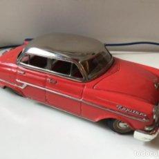 Brinquedos antigos de folha-de-Flandres: COCHE OPEL KAPITAN GAMA MADE IN GERMANY, DEFECTUOSO. Lote 252599880