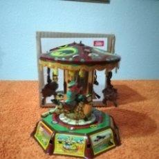 Juguetes antiguos de hojalata: JUGUETE DE HOJALATA DE PAYA. REPRODUCCION. Lote 255946085