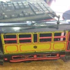 Brinquedos antigos de folha-de-Flandres: TRANVIA HOJALATA PAYA. Lote 257584765