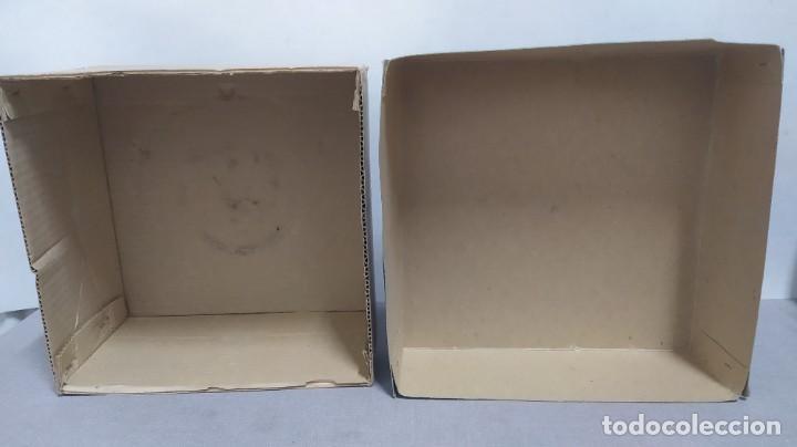 Juguetes antiguos de hojalata: Space ship X-5 de Masudaya modern toys con caja, años 60. Funcionando - Foto 14 - 262451495