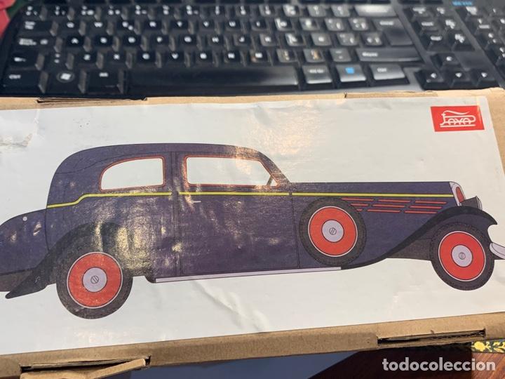 Juguetes antiguos de hojalata: Coche Epoca PAYA - Limusina - juguete hojalata nuevo - reproducción en su caja original- - Foto 10 - 263226535