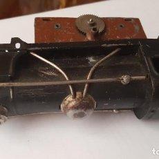 Brinquedos antigos de folha-de-Flandres: LOCOMOTORA DE PAYA 984 PARA RESPUESTOS. Lote 268969229