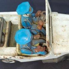 Juguetes antiguos de hojalata: JUGUETE JAPONES. Lote 270360598