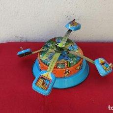 Brinquedos antigos de folha-de-Flandres: JUGUETE DE HOJALATA. Lote 272255718