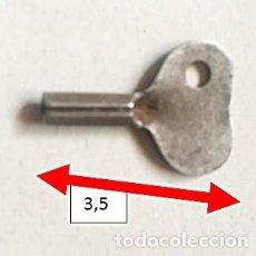 Juguetes antiguos de hojalata: LLAVE ANTIGUA DE JUGUETES DE HOJALATA.. Lote 282892988