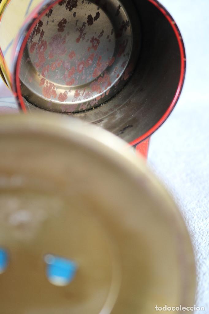 Juguetes antiguos de hojalata: GRAN SOLDADO CON TAMBOR DE HOJALATA A CUERDA - Nº 27 DRUM MAJOR - WOLVERINE - MADE IN USA - Foto 19 - 283293428