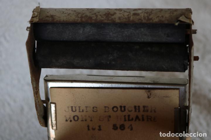 Juguetes antiguos de hojalata: MAQUINA IMPRENTA DE HOJALATA - CON SU CAJA ORIGINAL Y ACCESORIOS - Foto 18 - 283305268