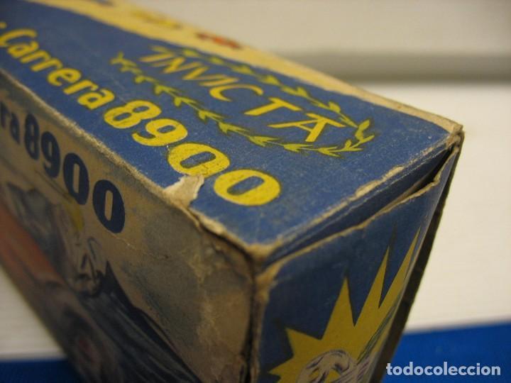 Juguetes antiguos de hojalata: invicta ,coches de carreras años 40 - Foto 27 - 283659698
