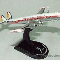 Modelos a escala: IIBERIA LINEAS AEREAS ESPAÑOLAS,AÑO 1950, MODELO LOCKHEED L-1049G SUPER CONSTELLATIO,. Lote 22187717