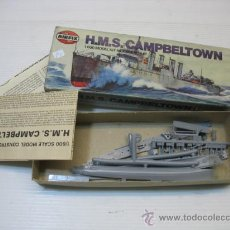 Modelos em escala: H.M.S. CAMPBELTOWN 1/600 MODEL KIT. Lote 15569026