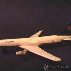 Modelos a escala: AVION METALICO. LUFTHANSA. F 803. 10 X 9 CMS.. Lote 14227874