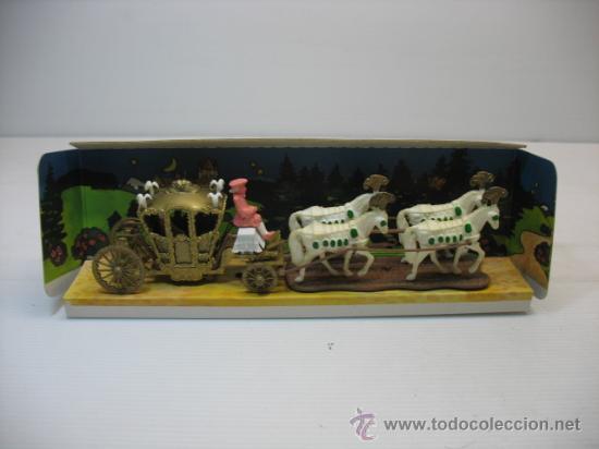 Carroza de la cenicienta comprar modelos a escala en - Carroza cenicienta juguete ...