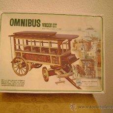 Modelos a escala: OMNIBUS. Lote 14087212