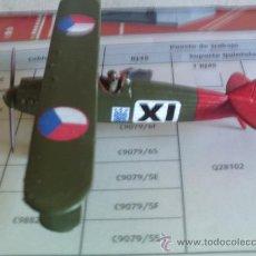 Modelos a escala: AVION BIPLANO ----- LETOV S-20 1/72. Lote 153402946