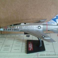 Modelos a escala: AVION NORTH AMERICAN F-100 D SUPER SABRE 1/72. Lote 25737802