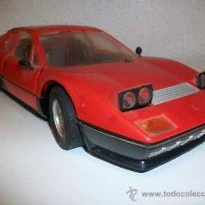 Modelos a escala: FERRARI 328 GTO ROJO MAQUETA MODELO A ESCALA PLASTICO CON GRAN DETALLE AÑOS 80. Lote 26346892