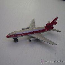 Modelos a escala: MATCHBOX - AVION SB 13 - DC 10 AEROMEXICO - 1.973. Lote 24758181