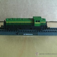 Modelli in scala: MAQUINA TREN --- 307 RENFE BO-BO 1959 1/ 160. Lote 172382779