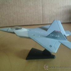 Modelos a escala: DEL PRADO ----- AVION F 22 LIGHTNING II - 1/145. Lote 21965253