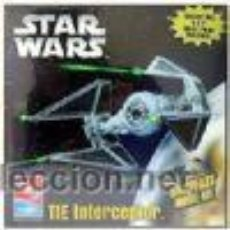 Modelos a escala: STAR WARS INTERCEPTOR. Lote 23041362