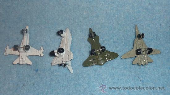 Modelos a escala: Lote de 4 aviones de hierro de juguete - Foto 3 - 24568847