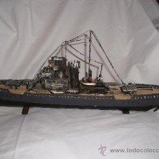 Modelos a escala: BARCO DE HOJALATA. Lote 24720598