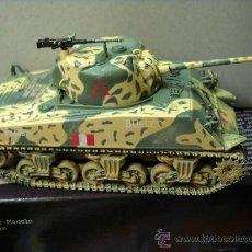 Modelos a escala: CORGI TANK TANQUE SHERMAN. MODELO DE 1943. SCOT GREY. ITALIA. NUEVO Y EN CAJA. Lote 24724757