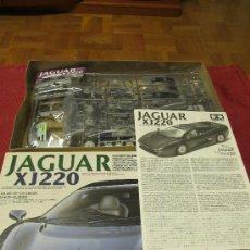 Modelos a escala: M69 MAQUETA DE JAGUAR XJ220 DE TAMIYA SIN ABRIR. Lote 29479521