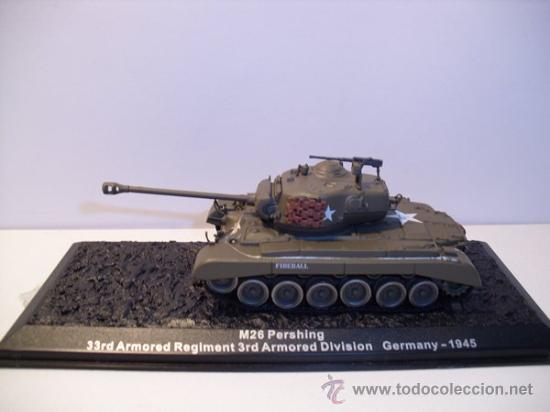 TANQUE M26 PERSHING (GERMANY) AÑO 1945 -ALTAYA (Juguetes - Modelos a escala)