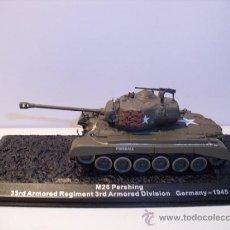 Modelos a escala: TANQUE M26 PERSHING (GERMANY) AÑO 1945 -ALTAYA. Lote 30708505