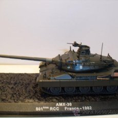 Modelos a escala: TANQUE AMX-30 (FRANCE) AÑO 1982 -ALTAYA. Lote 30708943