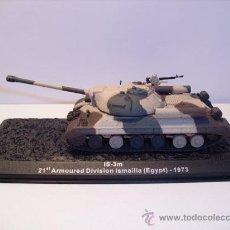 Modelos a escala: TANQUE IS 3M - (EGYPT) AÑO 1973 -COLECCION ALTAYA. Lote 30709138